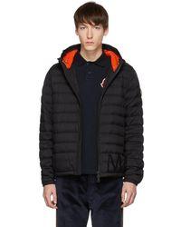 Moncler - Black Down Dreux Jacket - Lyst
