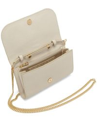 See By Chloé Off-white Hana Chain Wallet Bag