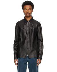 Gucci ブラック ジャケット