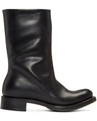 Cherevichkiotvichki - Black Country Boots - Lyst