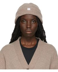 Norse Projects Norse Beanie - Brown