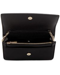 Versace Black And Gold Palazzo Bag