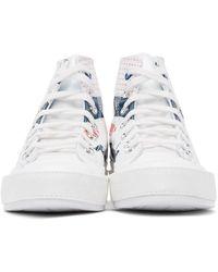 Converse - ホワイト Chuck 70 ハイカット スニーカー ウィメンズ - Lyst