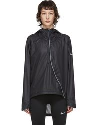 Nike Black Shield Jacket