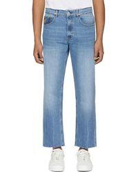 April77 - Blue Flip Open Skate Jeans - Lyst