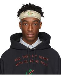 Gucci Pull a capuche noir Skull and Snake