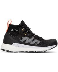adidas Originals Black Parley Edition Terrex Free Hiker Sneakers