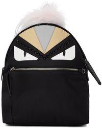 Fendi | Black Bag Bugs Zaino Backpack | Lyst