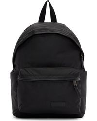 Eastpak - Black Constructed Padded Pakr Backpack - Lyst