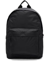 Norse Projects - Black Nylon Day Pack Backpack - Lyst