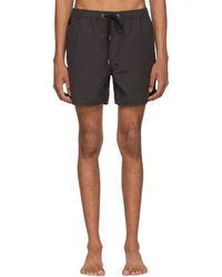 Ksubi Black Bowie Board Shorts