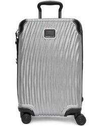 Tumi - Valise argentee International Carry-On - Lyst