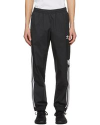 adidas Originals ブラック 3d Trefoil トラック パンツ