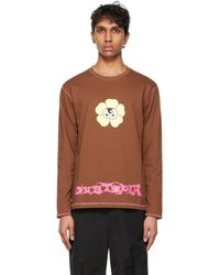 Marc Jacobs Dystopia Long Sleeve - Brown