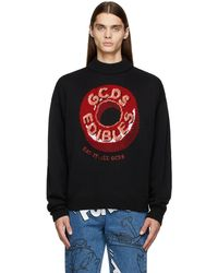 Gcds ブラック Candy セーター