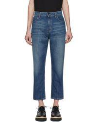 Stella McCartney - Blue Denzel Jeans - Lyst