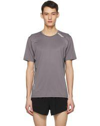 Soar Running - Grey Tech-t 2.5 T-shirt - Lyst