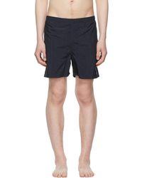Noah Core Swim Shorts - Blue