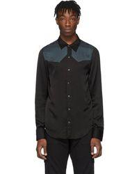 Billy Black Western Shirt