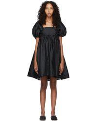 Cecilie Bahnsen ブラック Tilde ドレス