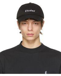 Etudes Studio Black Booster Cap