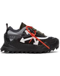 Off-White c/o Virgil Abloh Odsy 1000 Sneakers - Black