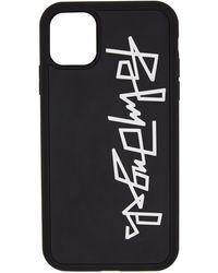 Palm Angels ブラック Desert ロゴ Iphone 11 Pro ケース