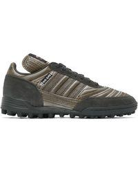Craig Green Green & Gold Adidas Edition Kontuur Iii Sneakers