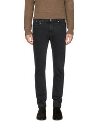 Marc Jacobs | Black Skinny Jeans | Lyst