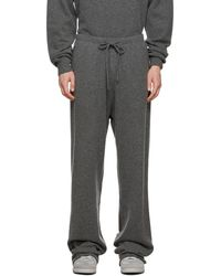 Extreme Cashmere Grey N°142 Run Lounge Trousers