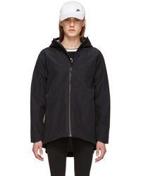 Nike Black Tech Shield Jacket