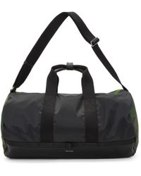 Paul Smith - Black Naked Lady Camo Duffle Bag - Lyst