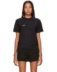 Vetements - Black Fitted Inside Out T-shirt - Lyst