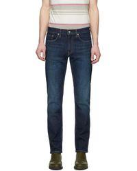 Levi's Jean bleu 511 Slim-Fit Flex