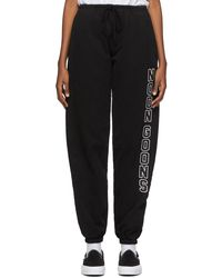 Noon Goons Icon Lounge Trousers - Black