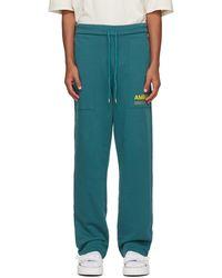 Ambush Pantalon de survêtement workshop bleu