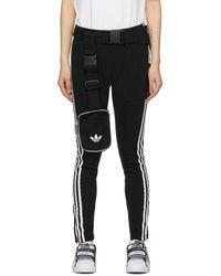 adidas Originals Black Ji Won Choi And Olivia Oblanc Edition Sst Track Pants