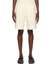 3.1 Phillip Lim Off-white Jersey Boxer Shorts