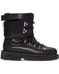 Sacai ブラック スキー ブーツ