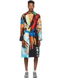 Etudes Studio Multicolor Chloe Wise Edition Critic Coat
