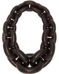 Monies Black Acacia Seoul Necklace