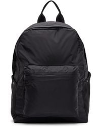 Norse Projects Sac à dos noir Day Pack