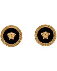 Versace Gold Tribute Cufflinks - Metallic
