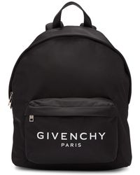 Givenchy - Black And White Urban Backpack - Lyst