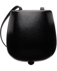 Lemaire Molded Tacco Pouch - Black