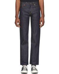 Levi's Jean bleu Rigid 1954 501