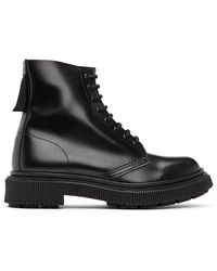 Etudes Studio Adieu Edition ブラック Type 129 ブーツ