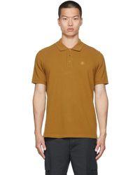 KENZO タン ポロシャツ - マルチカラー
