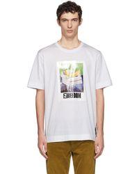 Fendi - Black Super Bugs T-shirt - Lyst