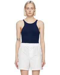 Gauchère Salome Bodysuit - Blue